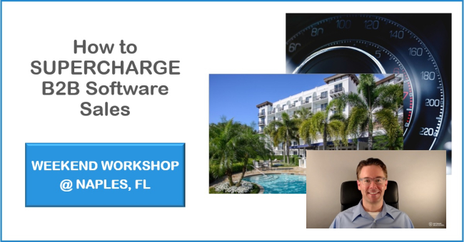 Supercharge Your B2B Software Sales: Join a Sales Funnel Weekend Workshop